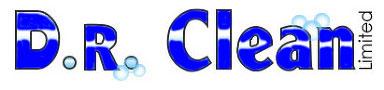 D.R. Clean Logo